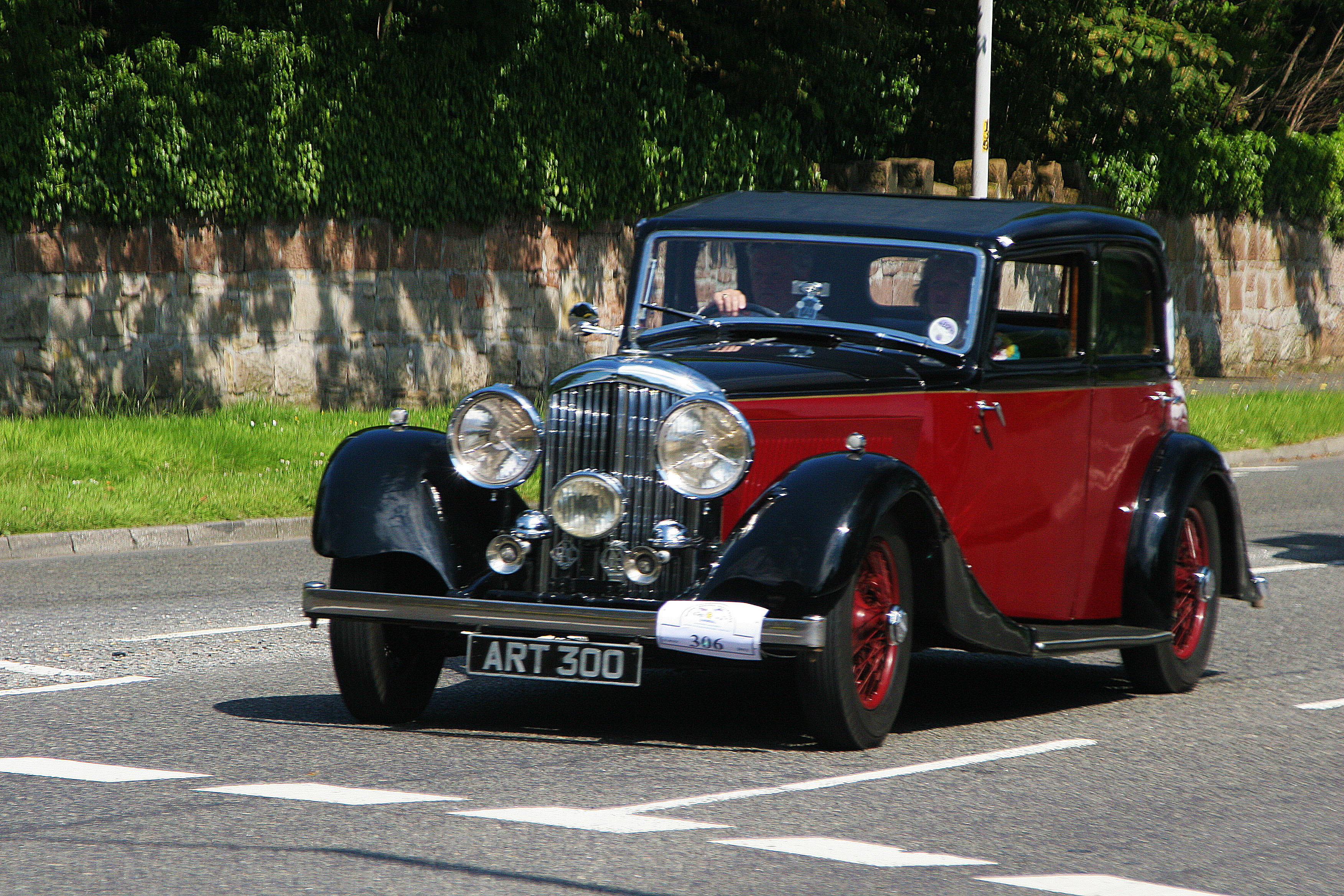 Wirral Historic Vehicle Rally | briansimpsons
